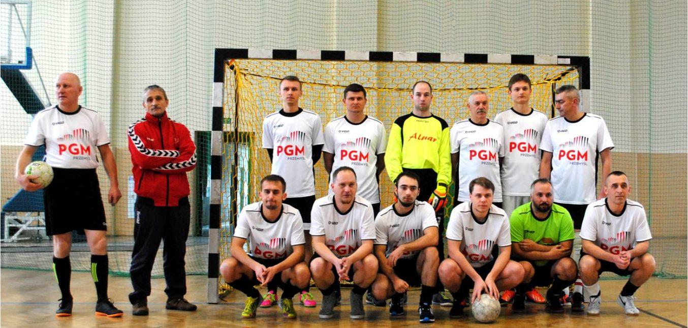 III Turniej Halowej Piłki Nożnej Jednostek Budżetowych