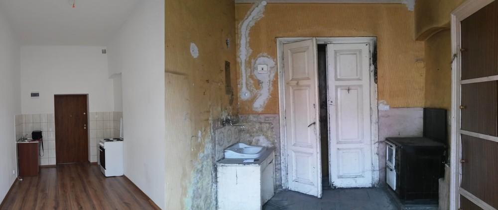 Remont lokali mieszkalnych i użytkowych