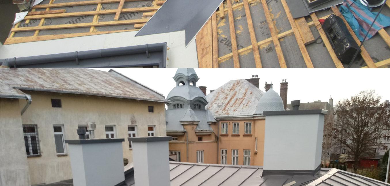Remont dachu Puszkina 13