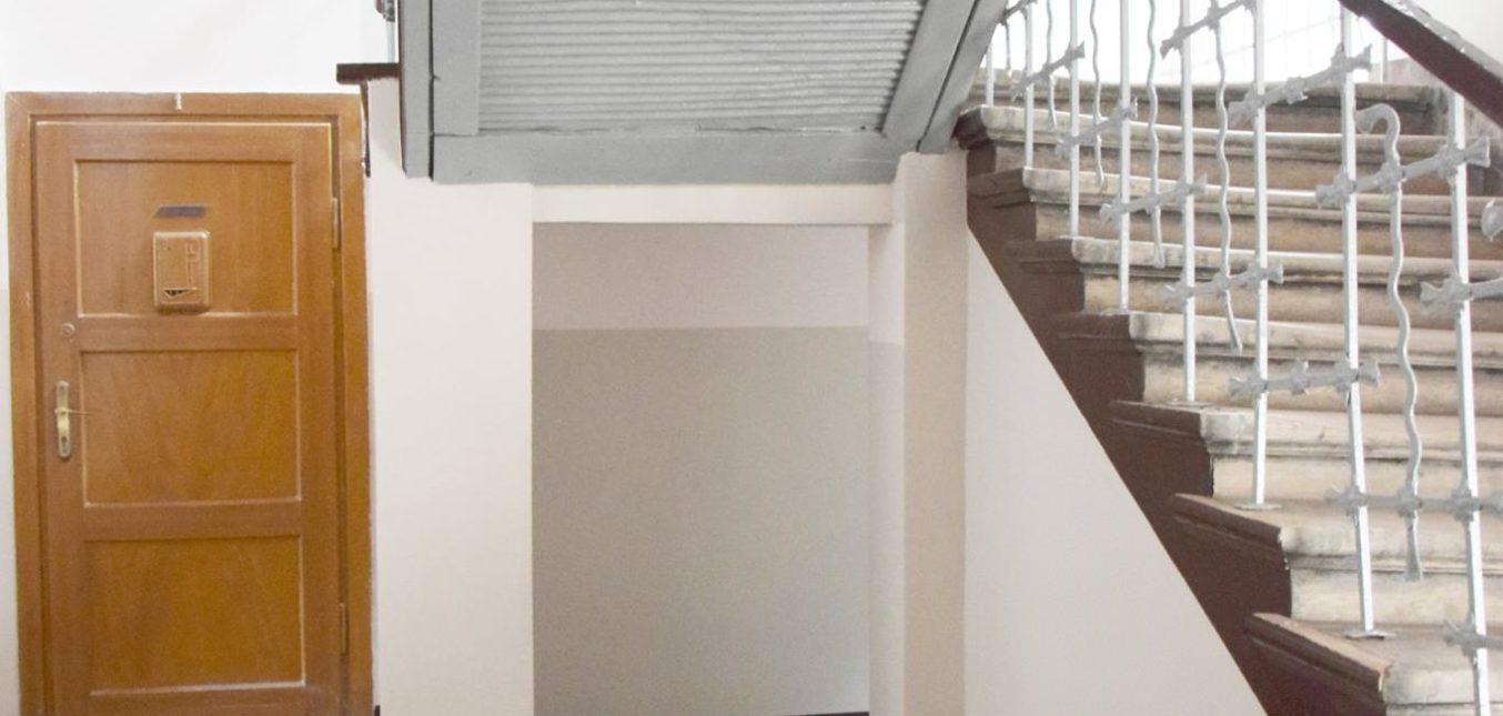 Prace remontowe w klatkach schodowych